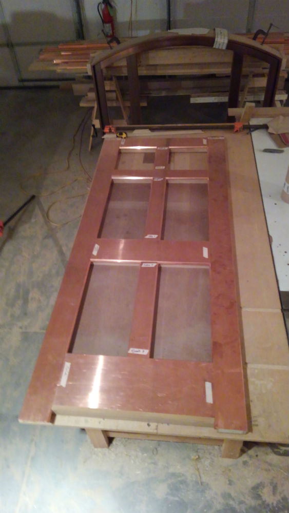 Copper Windows & Doors